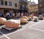 Septiembre regala la singular Feria de Calabazas Gigantes de Navarra