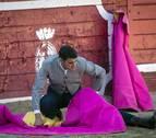 Luguillano y Jesulín brindan una tarde festivalera con mayúsculas en Sangüesa
