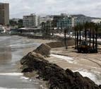 Lluvias torrenciales dejan cerca de 200 l/m2 en seis horas en Alicante
