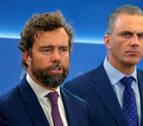 Vox pide la construcción de un muro en Ceuta y Melilla