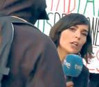 """Reportera de TVE agredida en la Diada: """"Estoy acostumbrada a que nos insulten"""""""