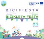 La Bicifiesta Transfronteriza Ederbidea comenzará con una marcha cicloturista