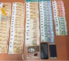 Detenido en Alsasua por un delito de tráfico de drogas