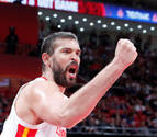 España, a la final en un partido épico con dos prórrogas