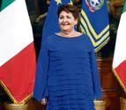 El zasca de la ministra de Agricultura italiana a las críticas sobre su vestido y su formación