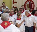 Sangüesa se reivindica en el acto institucional del Día de las Merindades