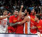 España y Argentina se citan en la pelea por el oro