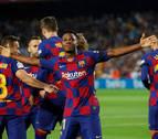 El Barcelona resuelve a lo grande ante el Valencia