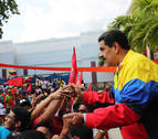 Maduro afirma tener