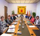 La política fiscal del Gobierno de Navarra provoca reproches cruzados