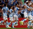 Monreal debuta marcando en la victoria de la Real ante el Atlético