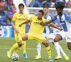El Villarreal logra en Butarque su primera victoria del curso