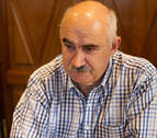 """José María Aierdi: """"Con Navarra Suma va a ser difícil que podamos acordar unos presupuestos"""""""