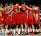 Corea y Japón, rivales de España de baloncesto en Tokyo 2020