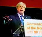 Johnson no cede y se mantiene firme en la salida del Reino Unido de la UE