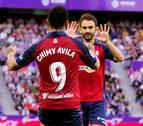 Osasuna confirma su buena imagen del inicio de temporada y sigue invicto