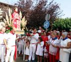 Villafranca canta a la patrona en su día grande