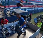 Osasuna reparte las sillas de El Sadar para 20 clubes convenidos