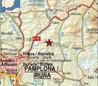 Esteribar registra varios pequeños terremotos durante este domingo