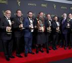 'Juego de Tronos' domina las galas previas de los Emmy con diez premios