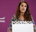 La portavoz de Podemos, Noelia Vera, será secretaria de Estado de Igualdad del Gobierno