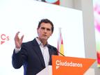 Rivera plantea al PP una abstención con 3 requisitos, que incluyen romper &quotel pacto con Bildu en Navarra