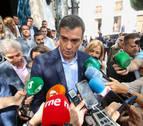 Sánchez contesta que no hay razones para que PP y Cs no se abstengan