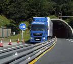 Más obras en los túneles de la A-15 en Guipúzcoa hasta 2023