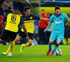 El Barcelona sobrevive en Dortmund con un gran Ter Stegen que evita la derrota