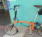 Detenido en Tudela por robar una bicicleta del interior de un vehículo