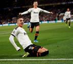 Rodrigo y Cillessen enrabietan al Valencia en Stamford Bridge