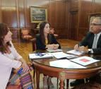 Pamplona, Burlada, Huarte y Egüés estudian trabajar de forma conjunta en Erripagaña