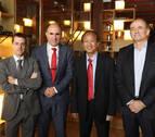 Ayerdi recibe a una delegación de Vietnam interesada en el sector cárnico navarro