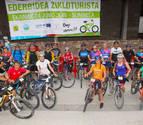 La fiesta de la bici transfronteriza arrancará con una marcha en Bera