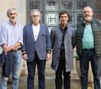 Santos recibe a la Asociación de Víctimas de Abusos en Centros Religiosos de Navarra