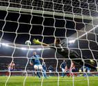 La fe del Atlético permite rescatar un punto contra el Juventus