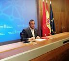 Remírez dice que la posición del Gobierno sobre la ley de Símbolos es la de &quotrespeto a Navarra
