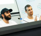 Ricky Rubio inaugura una sala para pacientes con cáncer en un hospital de Barcelona