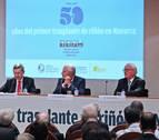 La CUN y el CHN han realizado 1.178 trasplantes de riñón en Navarra en 50 años