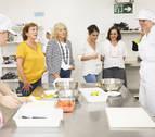 El II Curso de Cocina municipal en colaboración con el SNE cuenta con 15 alumnos