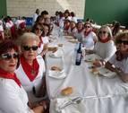 Las mujeres de Cascante mandan en la fiesta
