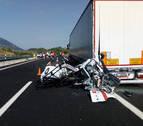 Las lesiones en la carretera son más frecuentes pero menos mortales
