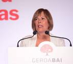 Barkos pone en valor el papel de Geroa Bai para un gobierno estable y plural