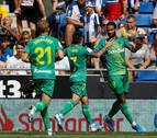 La Real Sociedad hunde al Espanyol con una gran primera parte