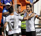 Un Valencia incapaz no puede con la defensa del Leganés
