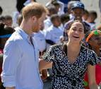 Isabel II concede un tiempo a Enrique y Meghan para acomodar su nuevo papel