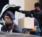 La Fiscalía califica de grupo terrorista a los detenidos de los CDR