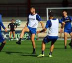 David García, posible baja del Bernabéu por un pisotón