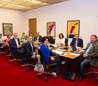 El Parlamento evita rechazar la petición  de Bildu de que Cs, PP y Vox no visiten el País Vasco