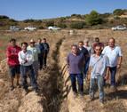 Agricultores de Murillo el Fruto, sin cultivar por desatinos del Gobierno